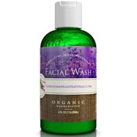 Organic-face-wash